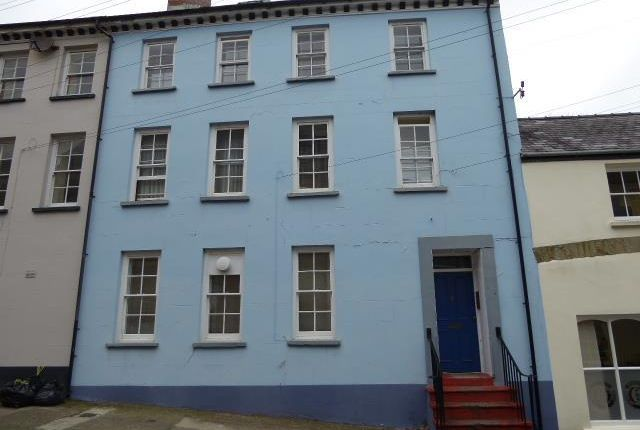 Thumbnail Flat to rent in Goat Street, Haverfordwest