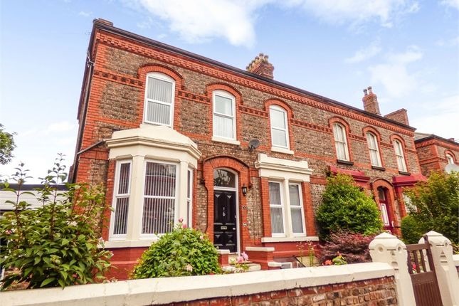 Thumbnail Semi-detached house for sale in St Albans Square, Bootle, Merseyside