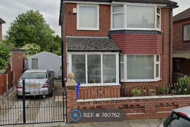 Thumbnail Detached house to rent in West Avenue, New Moston, Manchester
