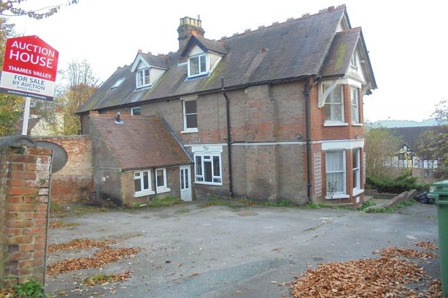 Thumbnail Flat for sale in Rectory Avenue, High Wycombe