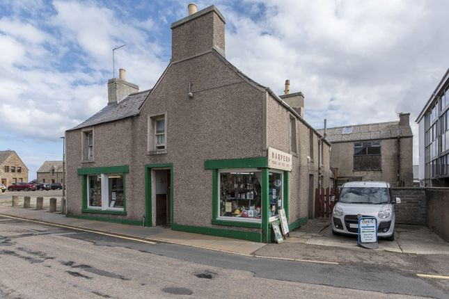 Thumbnail Commercial property for sale in 57 High Street, Thurso, Highland