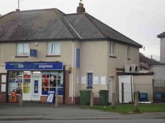 Thumbnail Semi-detached house for sale in Coed Mawr, Bangor, Gwynedd