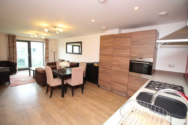 Thumbnail Flat to rent in Adlington House, Rollason Way, Brentwood