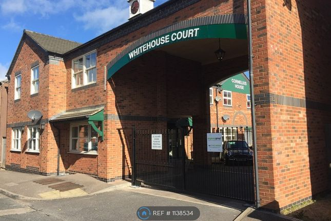 2 bed flat to rent in Whitehouse Court, Cannock WS11