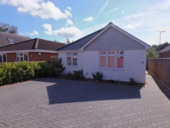 Thumbnail Bungalow for sale in Hamworthy, Poole, Dorset