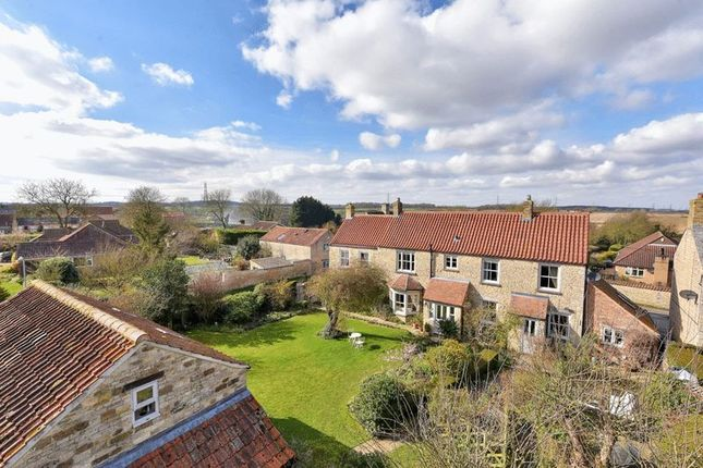 Thumbnail Detached house for sale in Corby Road, Swayfield, Grantham