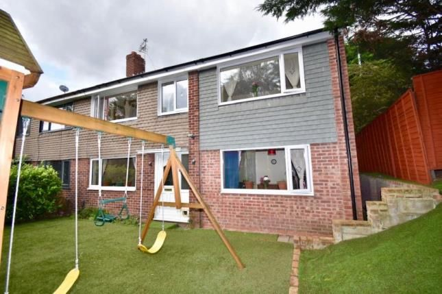 Thumbnail Semi-detached house for sale in Bewick Walk, Knutsford, Cheshire