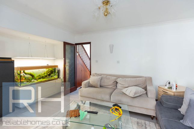 Thumbnail End terrace house for sale in Hertford Road, London