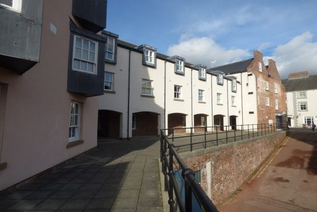 Thumbnail Flat to rent in New Elvet, Durham