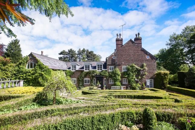 Thumbnail Property for sale in Macclesfield Road, Prestbury, Macclesfield, Cheshire