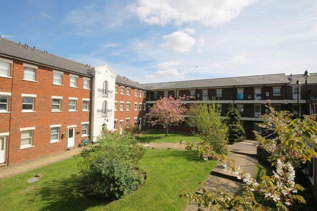 Thumbnail Flat to rent in Stratfield House, Birchett Road, Aldershot, Hampshire