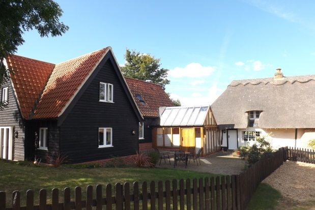 Thumbnail Cottage to rent in Warden Road, Ickwell, Biggleswade