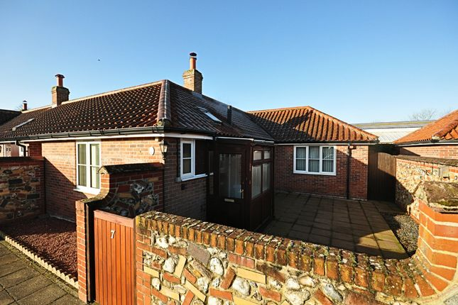 Thumbnail Semi-detached bungalow for sale in Cherry Tree Court, Diss