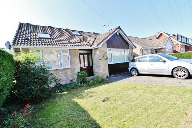 Thumbnail Detached bungalow for sale in Glenwood Crescent, Chapeltown, Sheffield, South Yorkshire