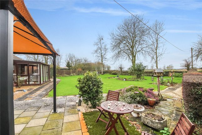 Detached bungalow for sale in Old Hall Park, Seething, Norwich, Norfolk