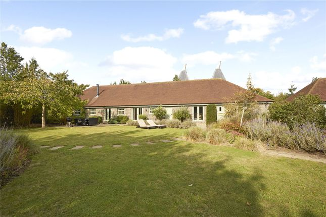 Thumbnail Detached house for sale in Salters Cross, Vicarage Road, Maidstone, Kent