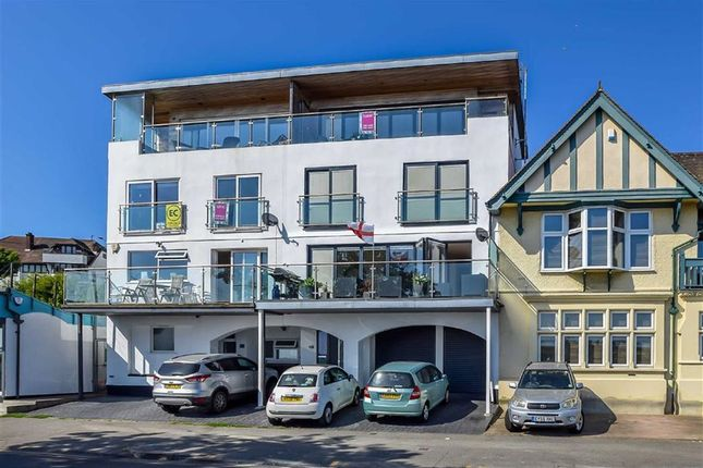 Thumbnail Terraced house for sale in Chalkwell Esplanade, Westcliff-On-Sea, Essex