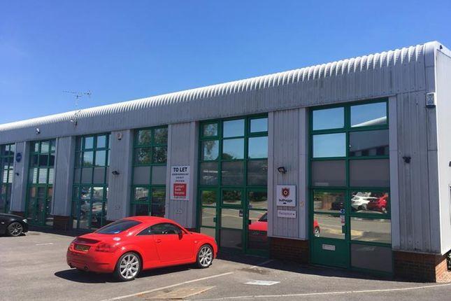 Thumbnail Light industrial to let in Talisman Business Centre, Duncan Road, Park Gate, Southampton