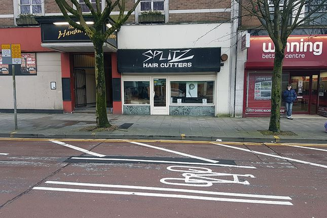 Retail premises for sale in The Kingsway, Swansea