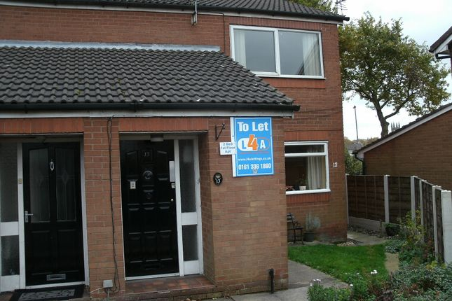 Thumbnail Flat to rent in Birchall Green, Stockport