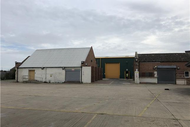 Thumbnail Warehouse for sale in Quay Mill Walk, Great Yarmouth, Norfolk