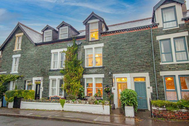 Thumbnail Terraced house for sale in Helvellyn Street, Keswick