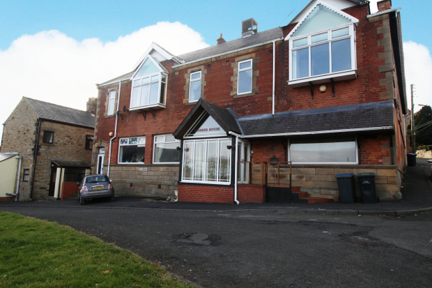 Thumbnail Detached house for sale in Front Street, Stanley, Durham