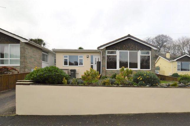 Thumbnail Detached bungalow for sale in Pine Close, Brixham, Devon