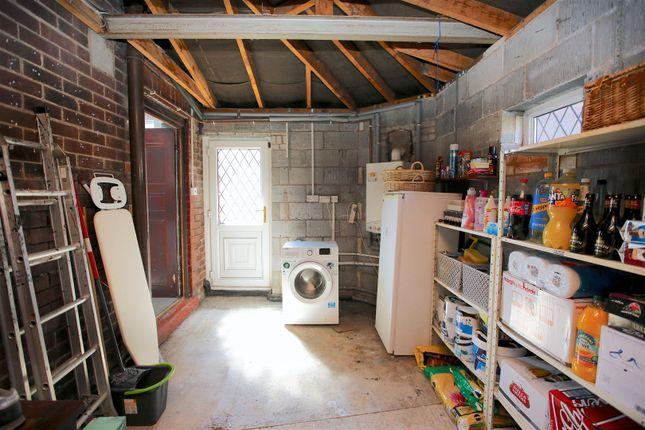 Garage of Burgess Drive, Failsworth, Manchester M35