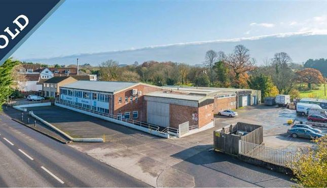 Thumbnail Commercial property for sale in Church Road, Wick, Bristol