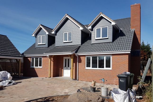 Thumbnail Detached house for sale in Kings Acre Road, Hereford