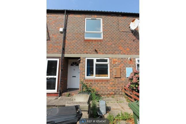 Thumbnail Terraced house to rent in Carteret Way, London