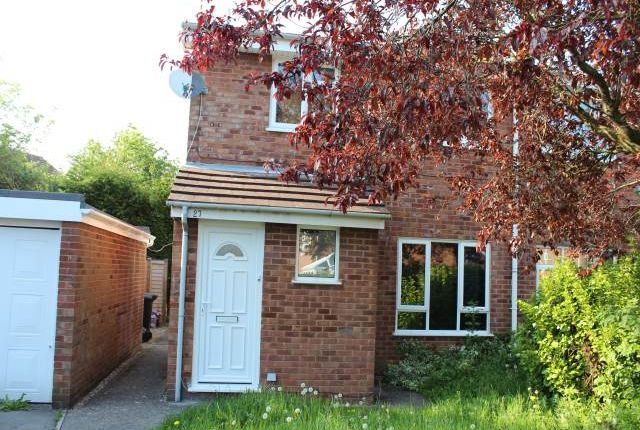 Thumbnail Flat to rent in Marindin Drive, North Worle, Weston-Super-Mare
