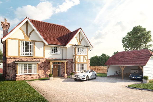 Thumbnail Detached house for sale in Gill Wood, Wadhurst Place, Wadhurst, East Sussex