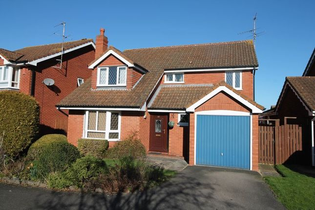 4 bed detached house for sale in Upton Close, Barnwood, Gloucester