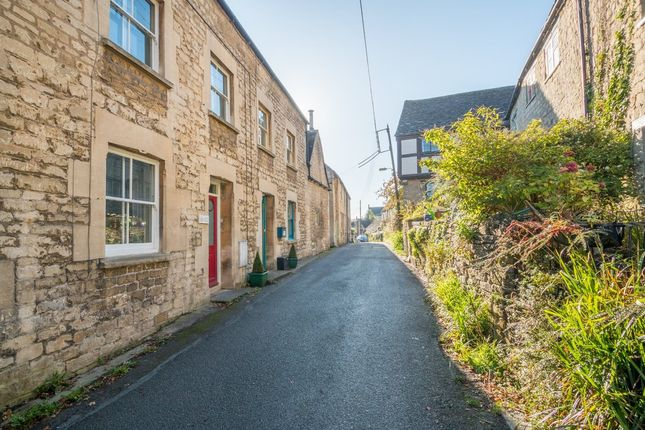 Thumbnail Terraced house to rent in High Street, South Woodchester, Stroud