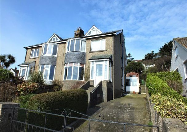 Thumbnail Semi-detached house to rent in Glengyle, Bradda West Road, Bradda, Port Erin