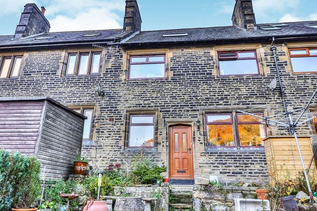 Thumbnail Terraced house for sale in Robinwood Terrace, Todmorden