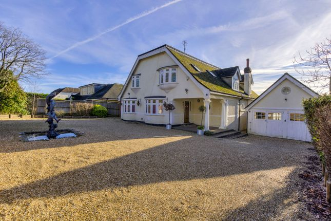 4 bed detached house for sale in The Ridgeway, Northaw, Potters Bar