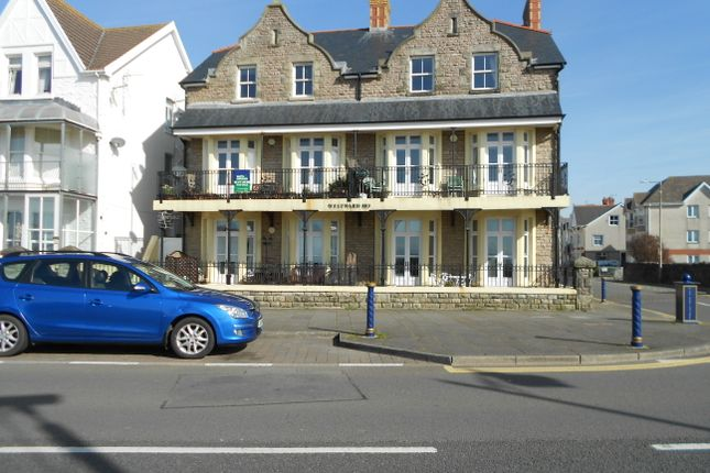 Thumbnail Flat to rent in Westward Ho, The Esplanade, Porthcawl