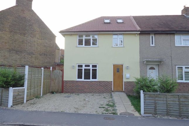 Thumbnail End terrace house to rent in Windmill Road, Slough