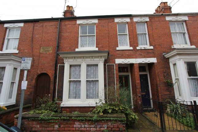Thumbnail Terraced house to rent in Minster Moorgate, Beverley