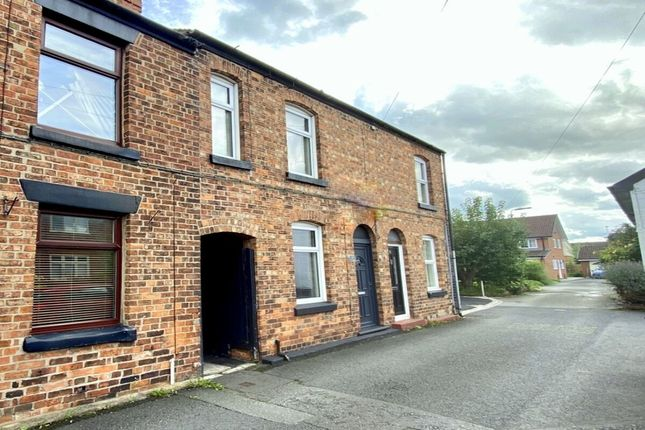 Thumbnail Terraced house for sale in Spring Gardens, Nantwich