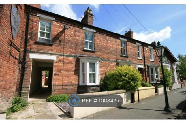 3 bed semi-detached house to rent in Westgate, Lincoln LN1