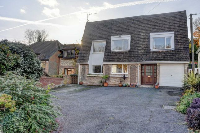 Thumbnail Detached house for sale in Marlow Bottom, Marlow