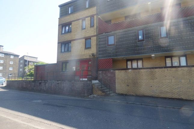 Thumbnail Flat to rent in Braehead Road, Cumbernauld, North Lanarkshire