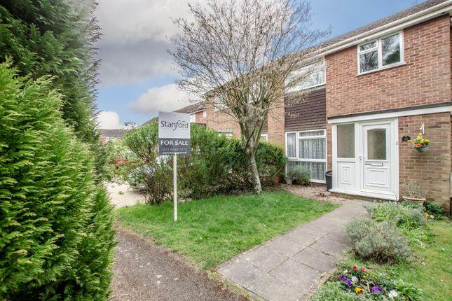 Thumbnail Terraced house for sale in Whyteways, Eastleigh