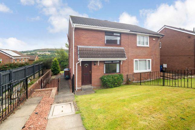 2 bed semi-detached house for sale in Gateside Gardens, Greenock PA16