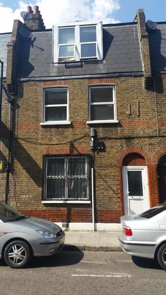 Thumbnail Terraced house to rent in Fordham Street, Aldgate East