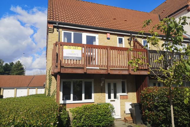 Thumbnail End terrace house to rent in Tintagel Way, Port Solent